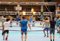 آزادکاران تیم ملی به جای خرم آباد در تهران اردو میزنند