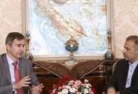 برای ایجاد کانال مالی مستقل با ایران تلاش می کنیم