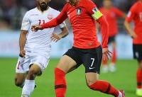کره جنوبی به سختی بحرین را شکست داد/ صعود در وقتهای اضافه