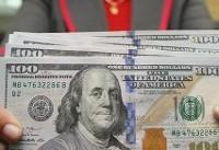 صعود محکم دلار