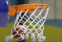 مسابقات بسکتبال پیشکسوتان منطقه یک کشور در سمنان آغاز شد