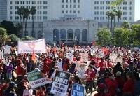 Striking teachers in LA reach tentative settlement with district