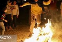کمپین «نه به چهارشنبه سوری خطرناک»