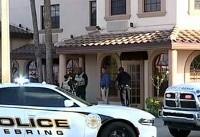 تیراندازی مرگبار در بانکی در آمریکا