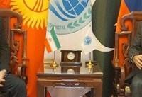 تهران مصمم به توسعه همکاری با سازمان شانگهای است