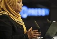 خبرنگار پرس تیوی در آمریکا 'آزاد شد'