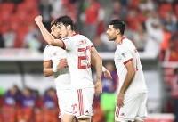 دیدار دوستانه تیم ملی فوتبال ایران با سوریه