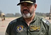 فرمانده نیروی هوایی ارتش:توان دفاعی ما به هیچ وجه قابل مذاکره نیست