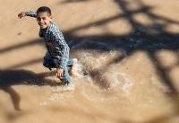 عملکرد کند آمبولانسهای یزد در پی بارش باران/ تعطیلی برخی مدارس استان