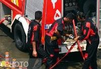 تجهیز آتش نشانی ۵٠ شهر کشور به تجهیزات مقابله با حوادث میکروبی و شیمیایی