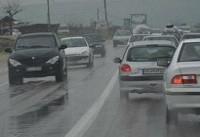 آخرین وضعیت جادهها؛ محدودیت در جادههای شمالی، بارش در برخی محورها
