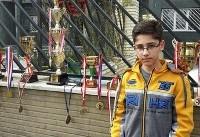 حضور آرین غلامی در مسابقات شطرنج جام باشگاههای عرب