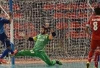 برد تیم ملی فوتسال ناشنوایان ایران برابر چین در قهرمانی آسیا