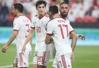تا دقیقه ۳۷؛  ایران یک - ویتنام صفر/گل برای ایران با ضربه سر سردار
