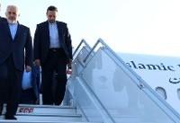 ظریف راهی عراق شد