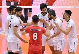 بازگشت سه ملی پوش والیبال به تهران/ «معروف» مستقیم به چین میرود