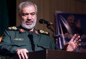 سردار فدوی: ما بیاسلحه به خیابانها رفتیم اما ... | شهید ابراهیمی چگونه به شهادت رسید؟
