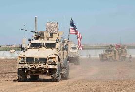 خبرگزاری سوریه:۵۰ نیروی آمریکایی استان حسکه را به مقصد عراق ترک کردند