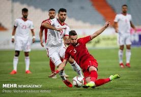 مقایسه تغییرات ترکیب تیم ملی فوتبال ایران مقابل هنگ کنگ و کامبوج