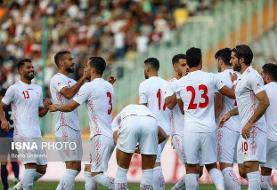 سومین برد پر گل تاریخ ایران همزمان با سنگینترین شکست کامبوج