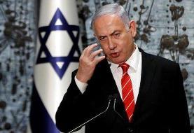 نگرانی نتانیاهو از نقش ایران در منطقه
