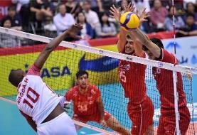 ایران ۳ بر صفر تونس را شکست داد