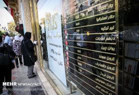 ثبات نسبی بر بازار ارز حاکم است/یکصد دینار عراق، یکهزار تومان