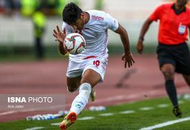 بازیکن تیم ملی فوتبال: زدن گل بیشتر به کامبوج، احترام به این تیم بود!