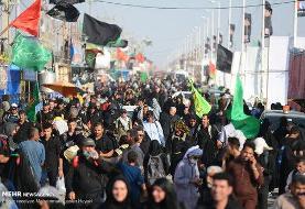 هلال احمر: ٦۰ درمانگاه در خاک عراق ساختیم