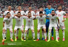 ترکیب تیم ملی فوتبال ایران برای بازی با کامبوج مشخص شد