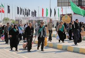 آخرین وضعیت تردد در مرز مهران