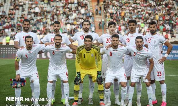 ترکیب تیم ملی فوتبال ایران مقابل بحرین اعلام شد