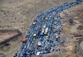 زائران اربعین برای بازگشت برنامهریزی کنند/ ترافیک پرحجم در مرزها