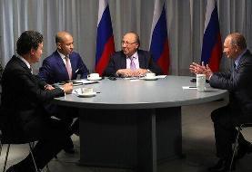 پوتین: سوریه باید عاری از نیروهای خارجی شود/ ایران، عربستان و امارات وارد مذاکره شوند