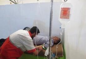 ۱۱ مصدوم حاصل تصادف دو ون در شلمچه عراق + اسامی مصدومان