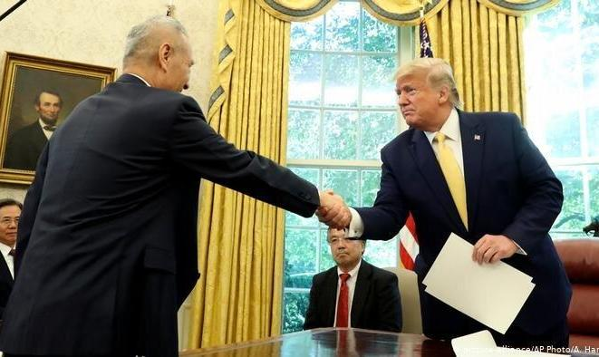 ترامپ عقب نشینی کرد! تعرفه های جدید چین لغو شد