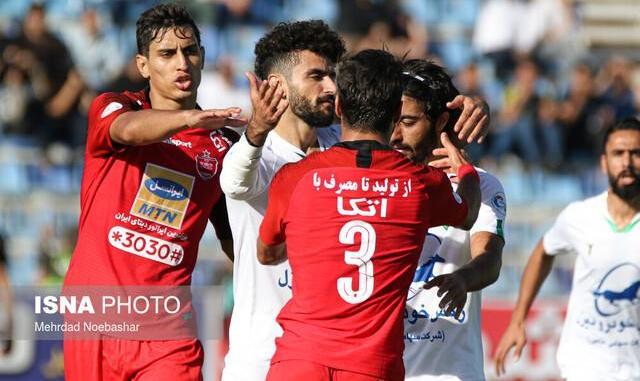 تغییر زمان دیدار سپاهان و استقلال در لیگ برتر
