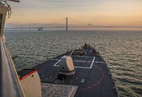 ادعای توقیف کشتی حامل قطعات موشکی ایرانی در راه یمن