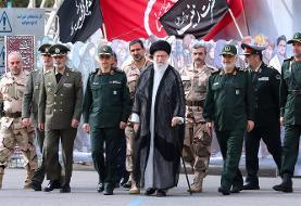 رهبر انقلاب: در مقابل آمریکا کوتاه نمیآییم