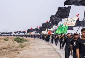 تشریح وضعیت جوی مرزهای کشور برای زائران اربعین/آسمان شهرهای عراق صاف است