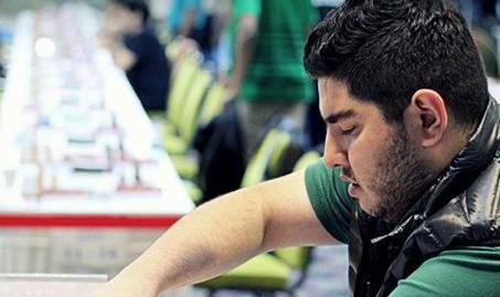 مقصودلو بالاتر از قهرمان شطرنج جهان در مسابقات گرند سوئیس