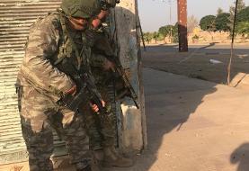 ترامپ: درباره سوریه من تصمیم میگیرم/ ارتش سوریه با سازوبرگ نظامی آماده ورود به منبج شد
