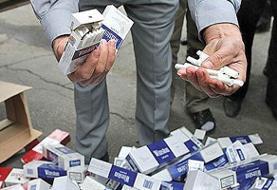۵۰۰ هزار نخ سیگار قاچاق در مرکز تهران کشف شد