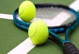 صفتی سرپرست دبیری فدراسیون تنیس شد