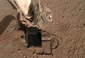 کاوشگر ناسا در مریخ خود را نجات میدهد!