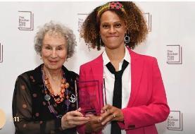 در اقدامی کمسابقه دو نفر برنده جایزه ادبی بوکر شدند؛ برای نخستین بار ...
