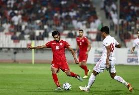 شکست «غیرمنتظره» ایران مقابل بحرین از نگاه فیفا