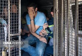 دستگیری عاملان تصادف ۵۰۰ میلیونی در یوسفآباد