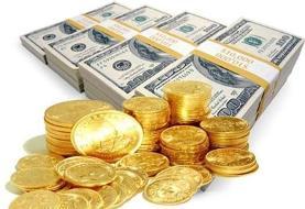قیمت طلا، دلار، سکه و ارز امروز ۹۸/۰۷/۲۳