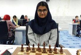 صدرنشینی نماینده شطرنج ایران در مسابقات جوانان جهان